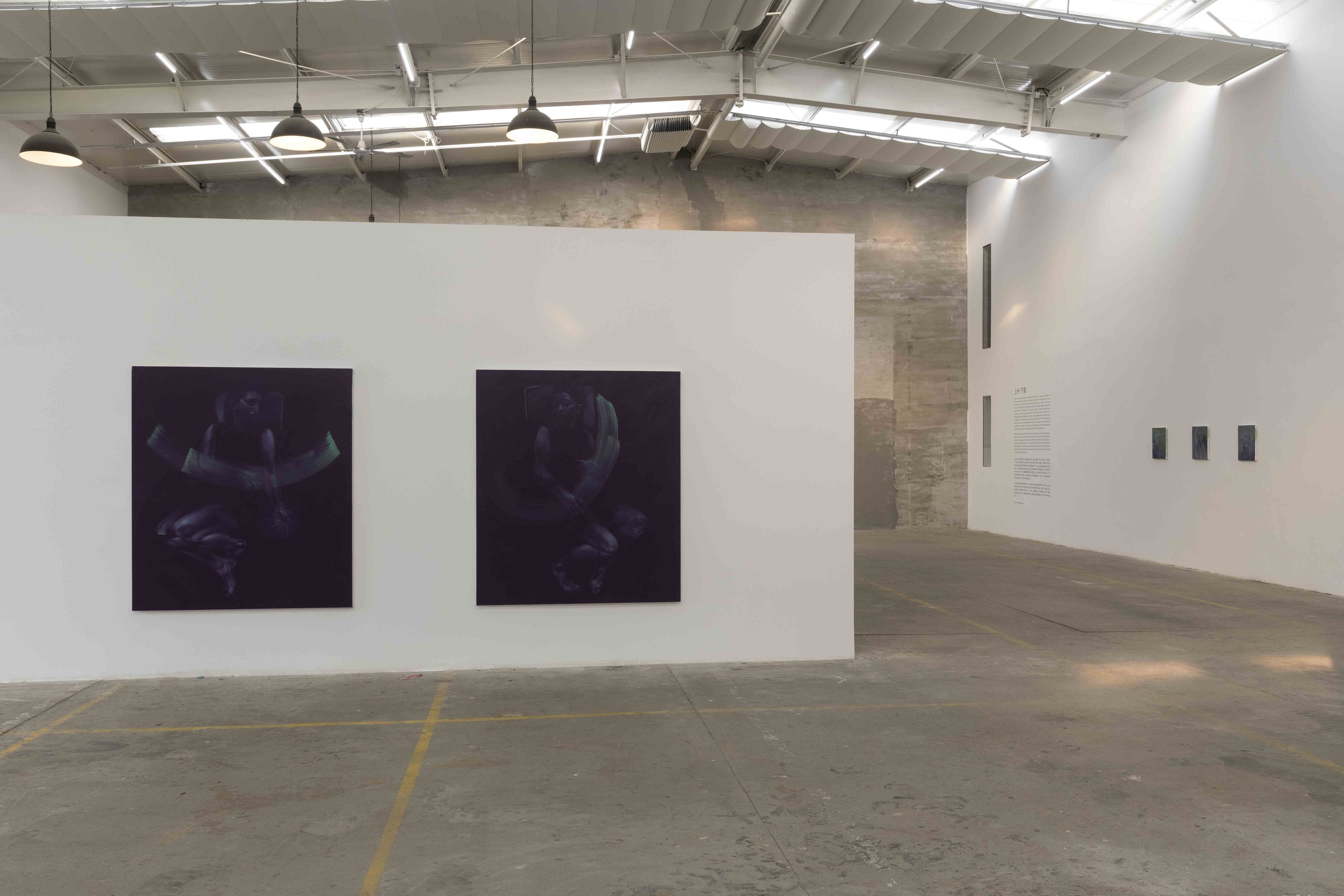 2019 Setting / Rising Installation View 3