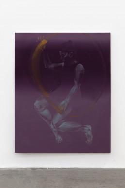 UT (M Gesture 4) / 200X160 / Oil on Canvas / 2019
