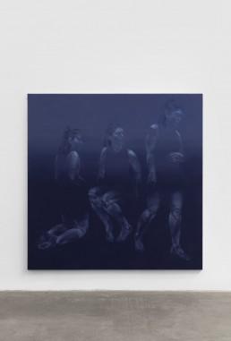 UT (Slow Turn) / 200X200 / Oil on Canvas / 2019
