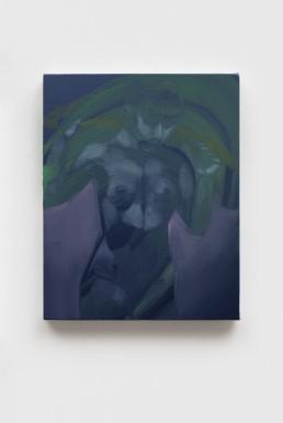 UT(after Muybridge) / 40X30 / Oil on Canvas / 2019
